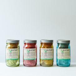 Herb Garden Jar Planter