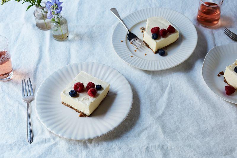 Mrs. Owen's Unchurned Ice Cream Cake
