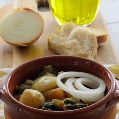Zuppa toscana- bread soupe