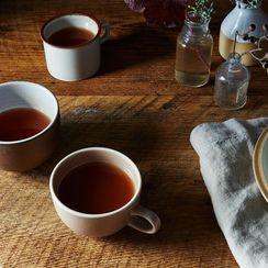 Apple Peel Tea