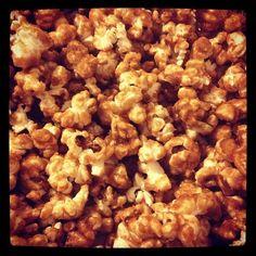 Habanero Caramel Corn