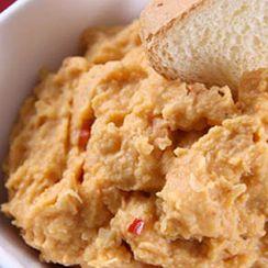 Red Tuscan Hummus
