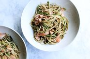 A Quick, Salmon-y Noodle Salad for Sweltering Summer Weeknights