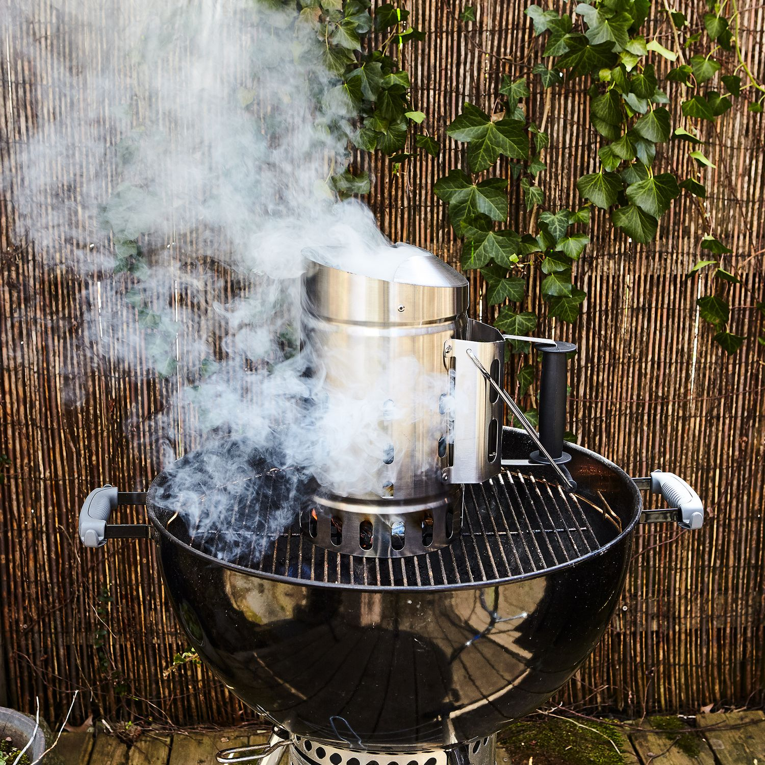 Stainless Steel Charcoal Chimney Starter On Food52