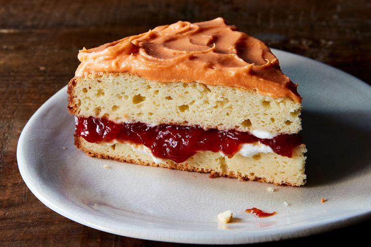 Little Flower's Tomato Ricotta Cake