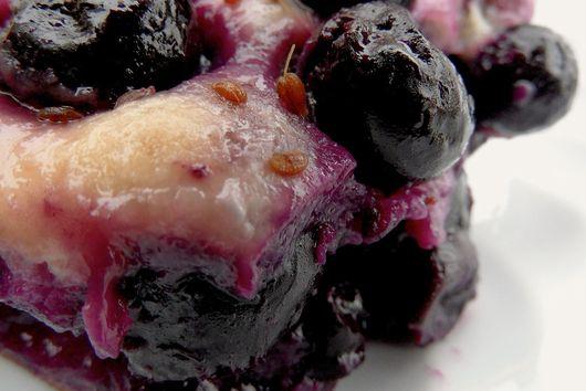 Pan con l'Uva (Bread with Grapes)