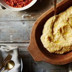 A Genius Shortcut for Better, Faster Polenta
