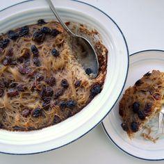 Mama's Lockshen Pudding (Kugle)