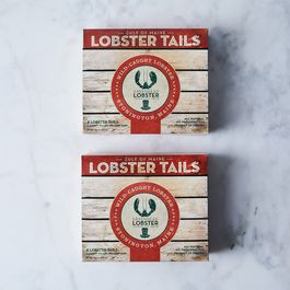 Wild-Caught Maine Lobster Tails