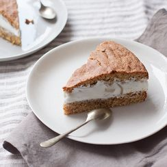 Amalfi Pear and Ricotta Cake