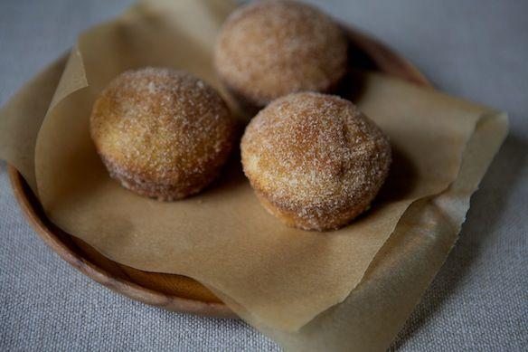 Cinnamon Sugar Breakfast Puffs by Food52