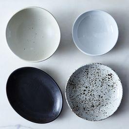 Handmade Ceramic Dinnerware (Set of 2)