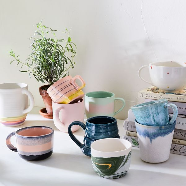 Mugs on Parade