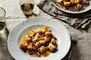 Gnocchi with Smoked Paprika Brown Butter and Pecans