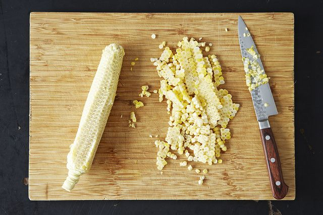 Corn cobs from Food52