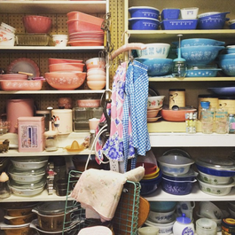 Our Favorite Places to Thrift, Antique & Treasure Hunt in NYC