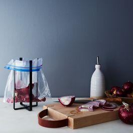 Bottle Dryer & Bag Stand (Set of 2)