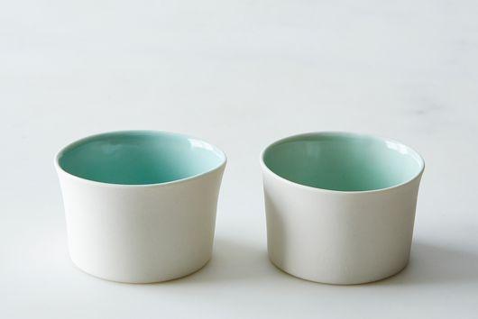 Porcelain Gelato Bowls (Set of 4)