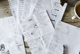 In Reverse: The Smarter Way to Organize Your Grocery List