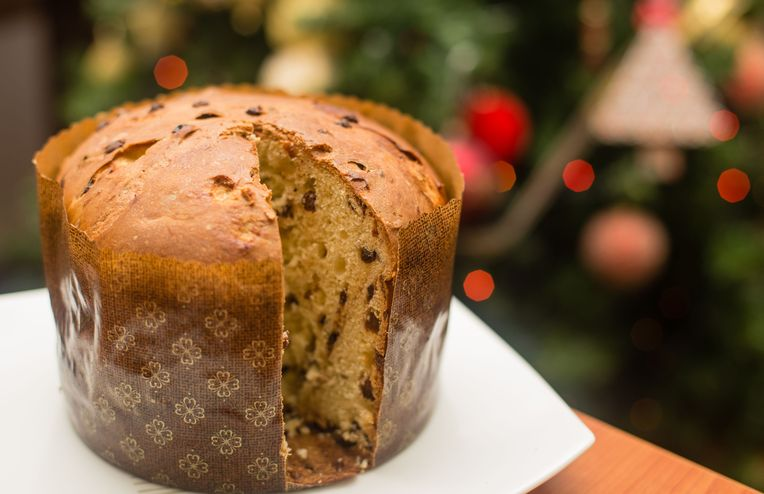 The Cross-Continental History of Panettone