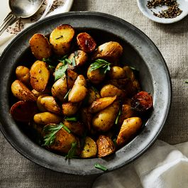 Potatoes & root vegetables by Barbara St John