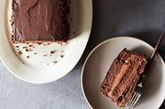 Brooklyn Blackout Semifreddo Cake