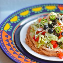 7 layer mexican dip
