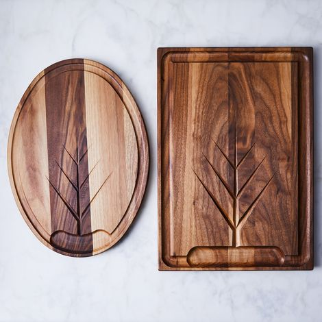 Walnut Engraved Carving Board