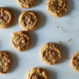 peanut butter cookies by porchapples