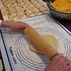 Potato-Cheese Perogies
