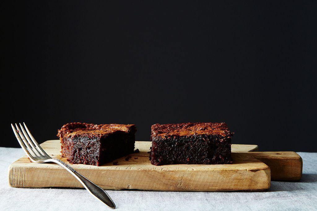 Squishy Cake Food 52 : Gluten-Free Chocolate Mochi Cake Recipe