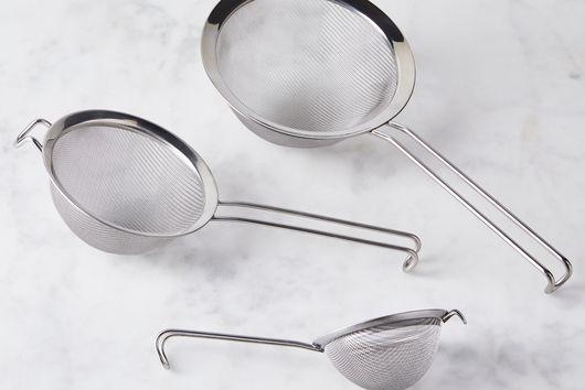 de Buyer Stainless Steel Strainer (Set of 3)