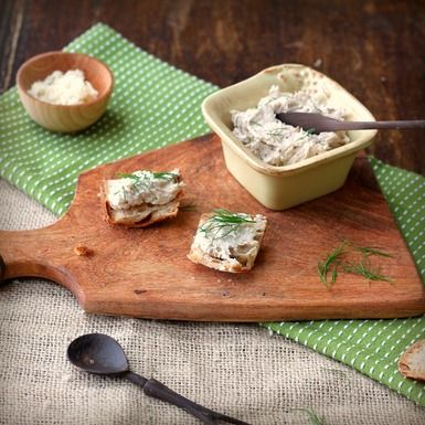 Smoked Mackerel Pâté with