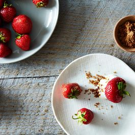 5 New Ways to Serve Strawberries and Cream