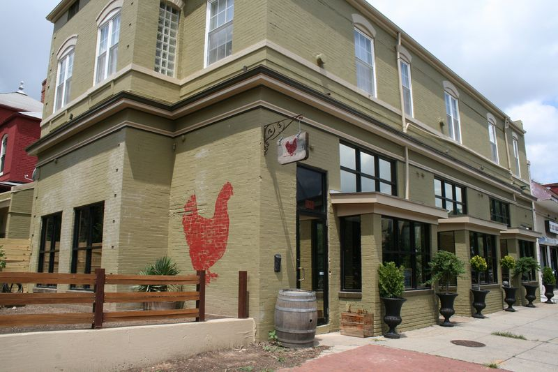 The Red Hen in Washington, D.C.