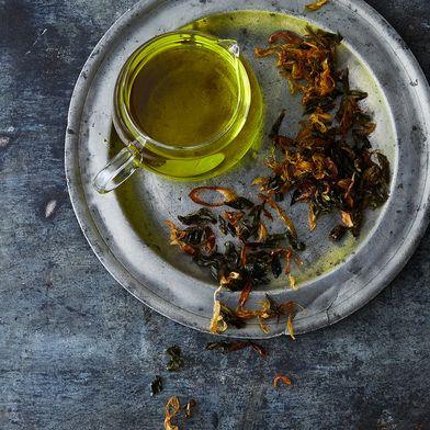 Scallion Oil (Chinese Mother Sauce #1)