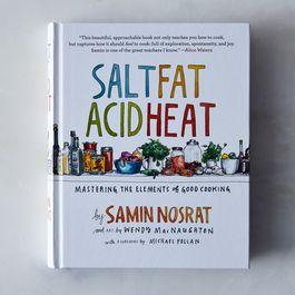 Salt, Fat, Acid, Heat, Signed Copy