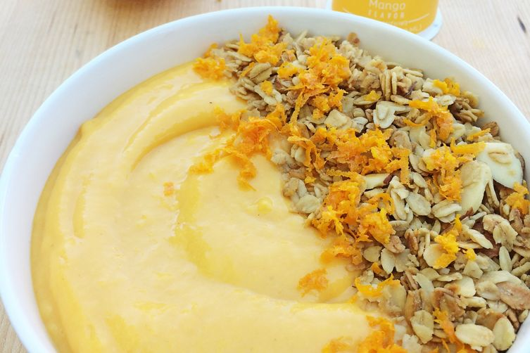 Harvest Super C Smoothie Bowl