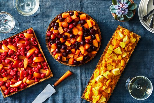 "Meet ""Shortcut Pie,"" Your New Essential (& Easy) Summer Dessert"