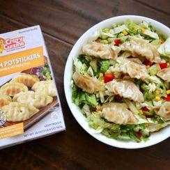 Chicken Potsticker Salad