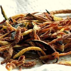 Zucchini Slivers
