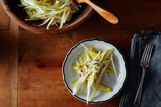 Gabrielle Hamilton's Endive Salad in the Roman Puntarelle Style