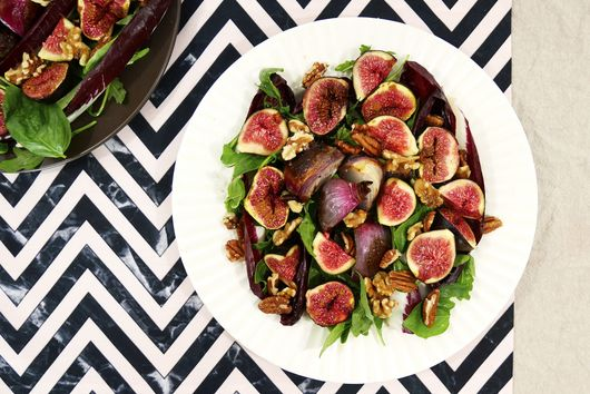 Fig Salad inspired by Yotam Ottolenghi