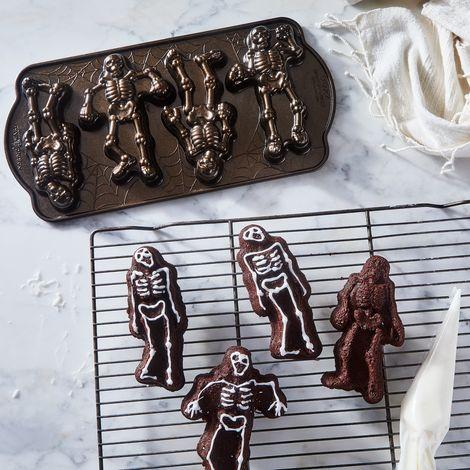 Nordic Ware Dancing Skeleton Cake Pan