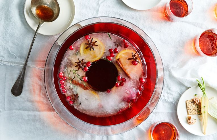 How to Throw a Festive Cocktail Party Even Scrooge Would Love