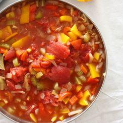 Warming Tomato Stew