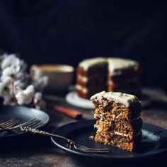 Apricot and White Chocolate Banana Layer Cake