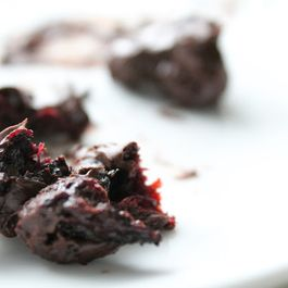 Dark Chocolate Covered Oven Dried Berries
