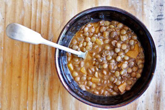 Classic Lentil Soup (Zuppa di Lenticchie)
