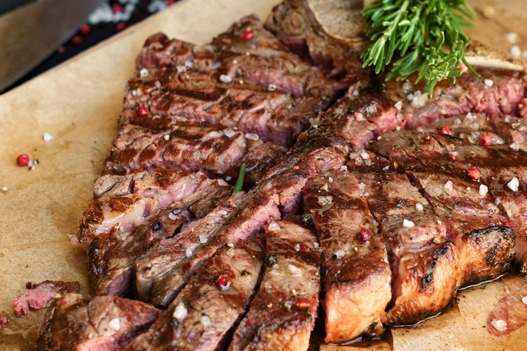 TUSCAN T-BONE STEAK